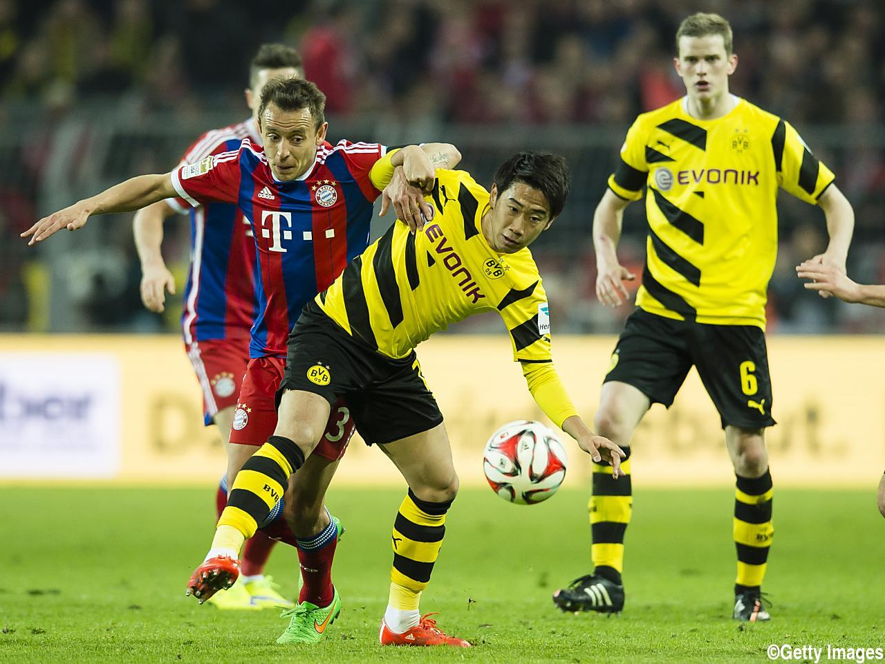 Dortmund Bayern-1