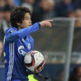 2016年12月8日ヨーロッパリーグ・シャルケVSザルツブルク戦にて639日ぶりにシャルケでの実戦復帰を果たした内田篤人