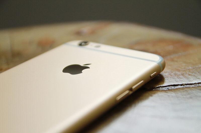 おしゃれで便利で使い勝手のよい、全世界で愛用されているiPhone