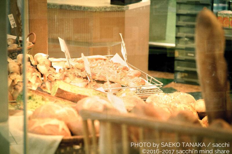 アトレ大森内にあるパン屋の店内風景