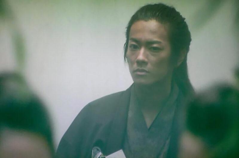 NHK大河ドラマ「龍馬伝」の佐藤健