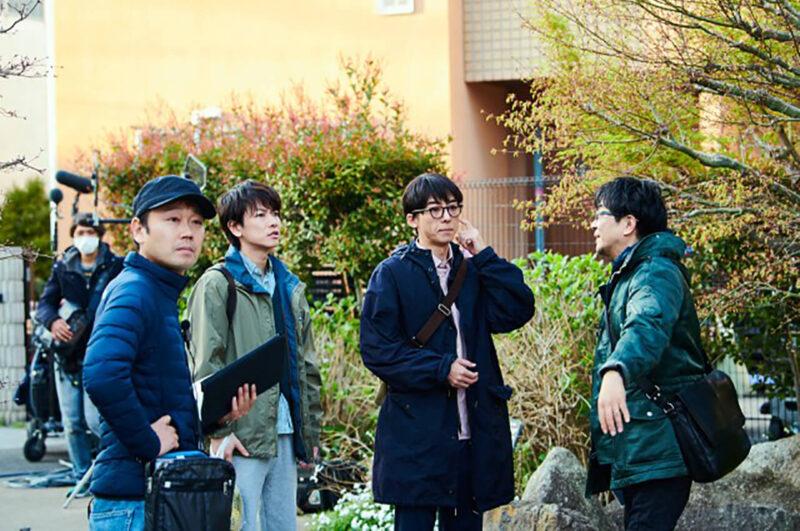 映画「億男」の佐藤健と高橋一生と大友啓史監督