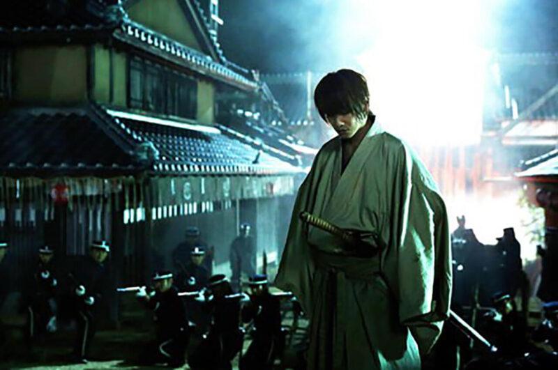 映画「るろうに剣心」の佐藤健