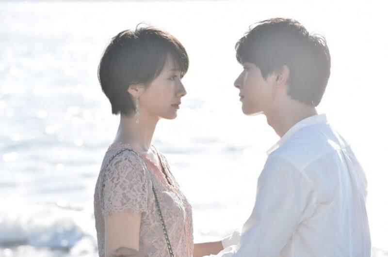 日テレドラマ「サバイバル・ウェディング」の波瑠と吉沢亮