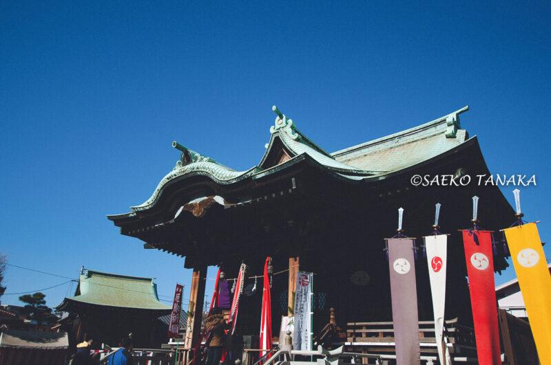 大田区大森の貴船神社