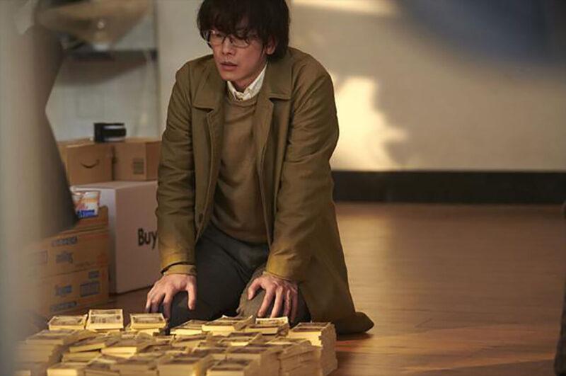 映画「億男」の佐藤健