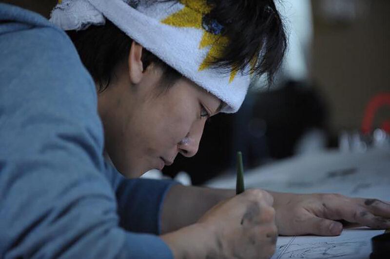 映画「バクマン。」の佐藤健