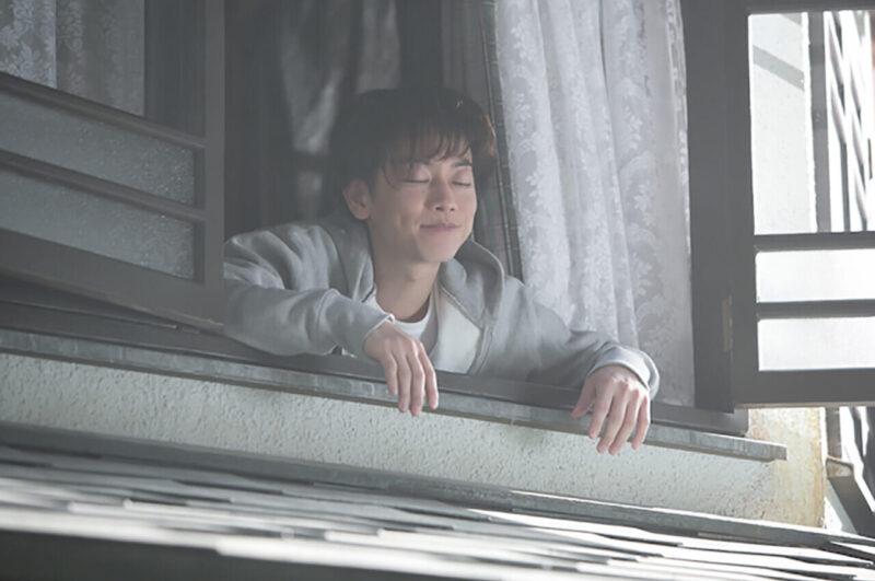 NHK連続テレビ小説「半分、青い。」の佐藤健
