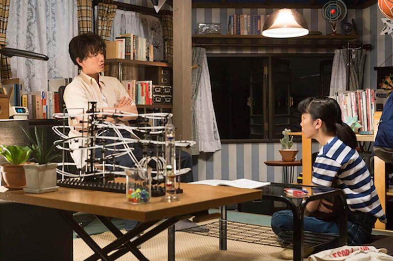 朝ドラ「半分、青い。」の佐藤健と永野芽郁