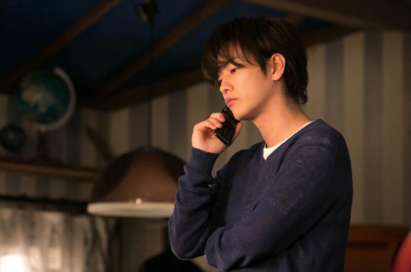 NHK朝ドラ「半分、青い。」の佐藤健