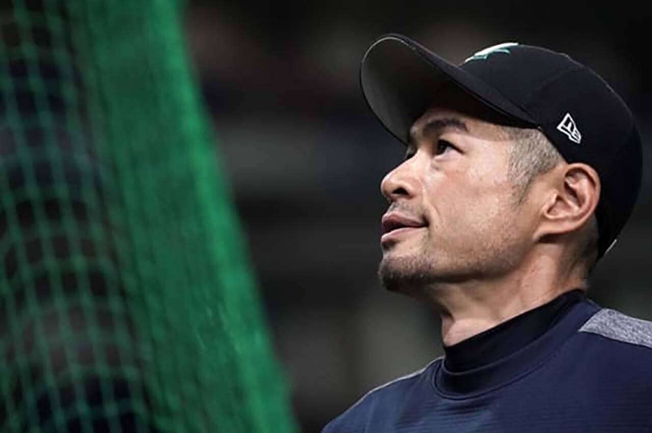 2019 MGM MLB日本開幕戦でのシアトル・マリナーズのイチロー