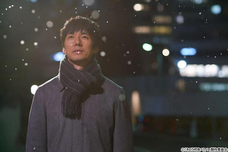 テレビ東京ドラマ「きのう何食べた?」の西島秀俊