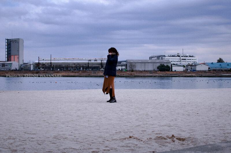 SAEKO TANAKA/大森ふるさとの浜辺公園
