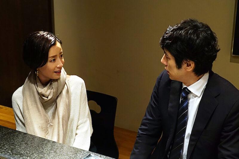 テレビ東京系列「きのう何食べた?」のシロさんこと筧史朗役の西島秀俊・三谷まみ役の宮沢りえ