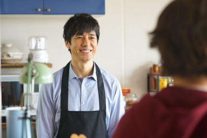 テレビ東京系列「きのう何食べた?」のシロさんこと筧史朗役の西島秀俊