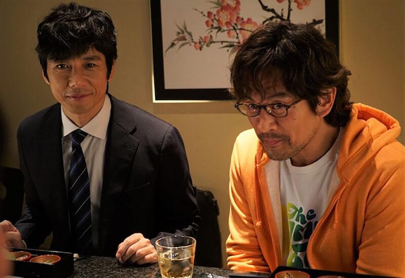 テレビ東京系列「きのう何食べた?」のシロさんこと筧史朗役の西島秀俊・ケンジこと矢吹賢二役の内野聖陽