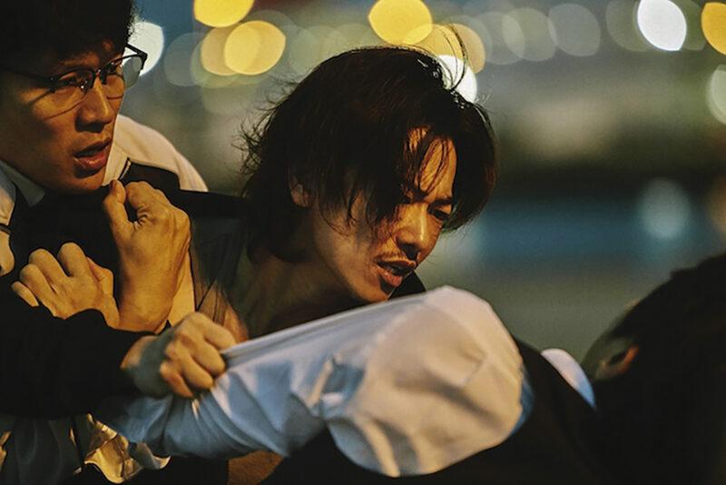 白石和彌監督作品「ひとよ」稲村雄二役の佐藤健