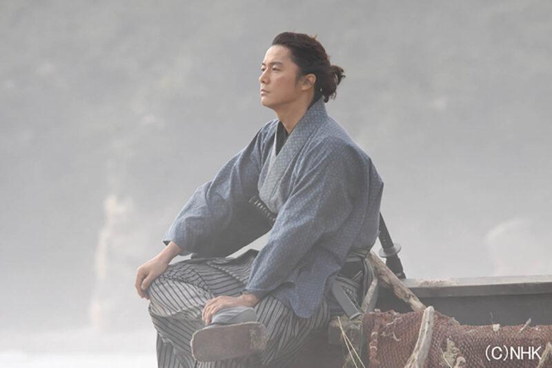 NHK総合大河ドラマ「龍馬伝」坂本龍馬役の福山雅治