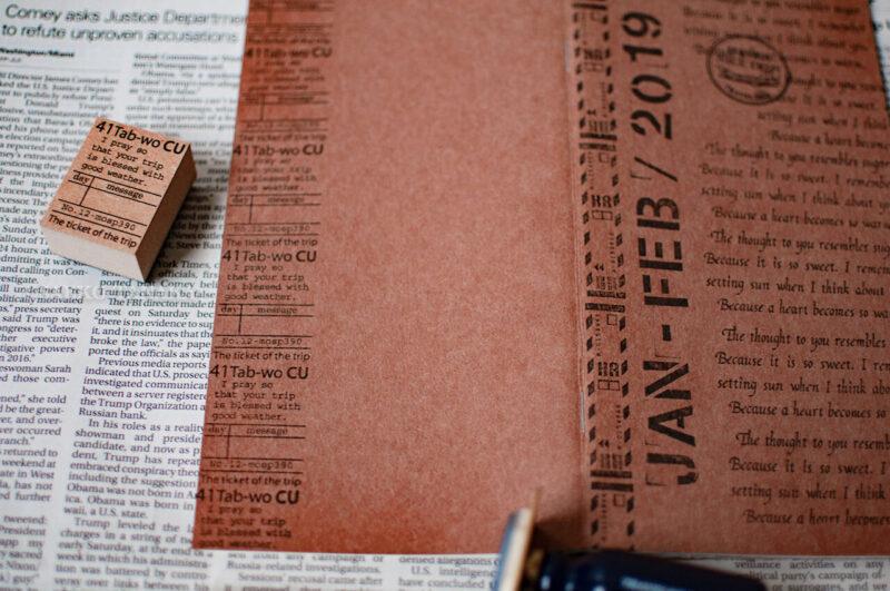 トラベラーズノート日記リフィル