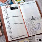 トラベラーズノートコラージュ/2019年4月22日(月)〜28日(日)