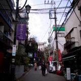 満開の紅梅白梅が楽しめる東京の梅名所、湯島天神/湯島天満宮に続く参道