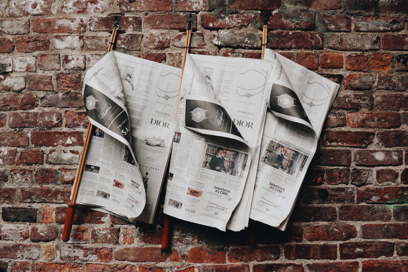 世界と日本の政治・経済・時事ネタが掲載されている新聞