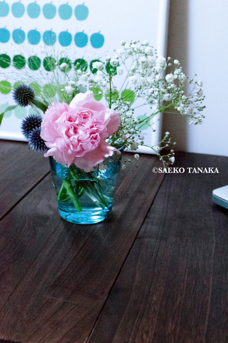 インスタグラムで話題のポストに届くお花の定期便サービス『Bloomee LIFE/ブルーミーライフ』レギュラープラン・2020年7月3日号のお花