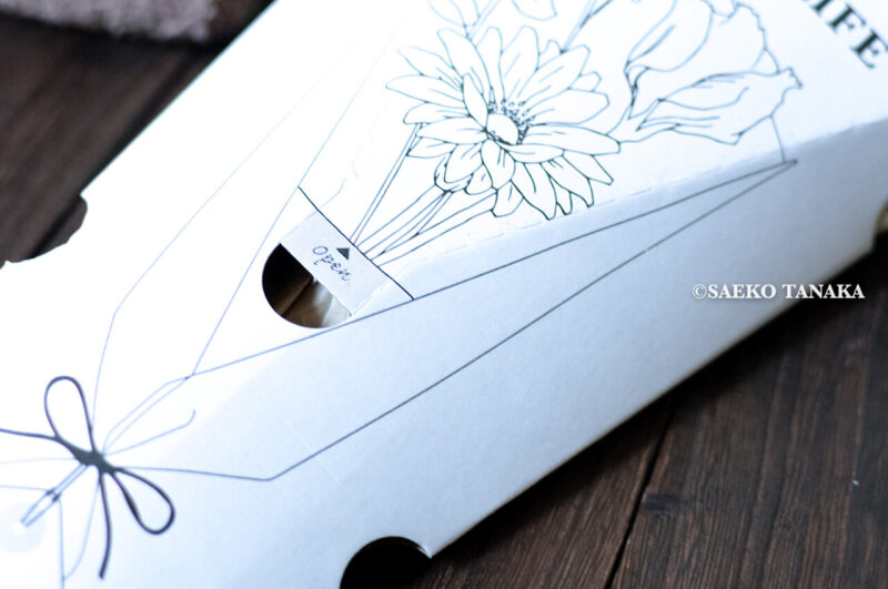 インスタグラムで話題のポストに届くお花の定期便サービス『Bloomee LIFE/ブルーミーライフ』レギュラープラン・2020年7月3日号のお花が入った専用梱包箱