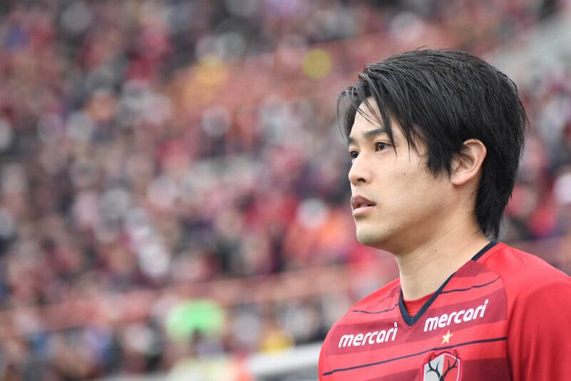 Jリーグ・鹿島アントラーズの公式戦に出場する右サイドバック・DFの内田篤人