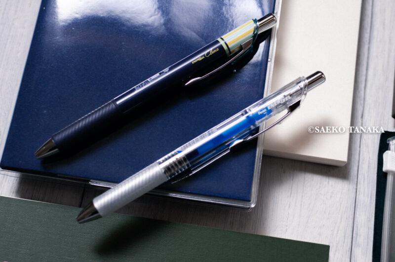 使い勝手がよく仕事にもプライベートにもブログ専用にも活用しやすい、おすすめの手帳・ノートブック(ハイタイドB6ブロックウィークリー・MDノートA5方眼)とペン(ぺんてる カフェドクレナ・エナージェルインフリー)