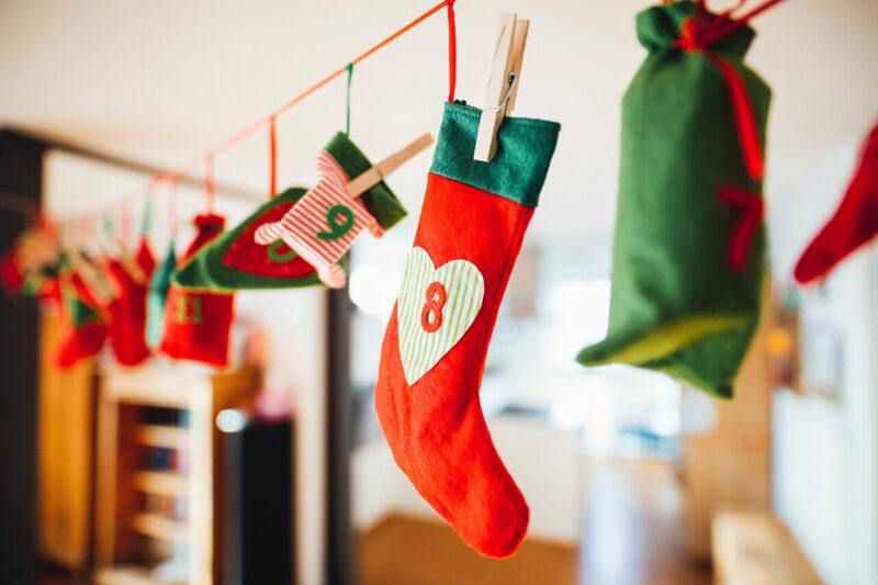 Amazon『年末の贈り物セール』を利用して賢く安くお得に購入した子供のクリスマスプレゼントの靴下