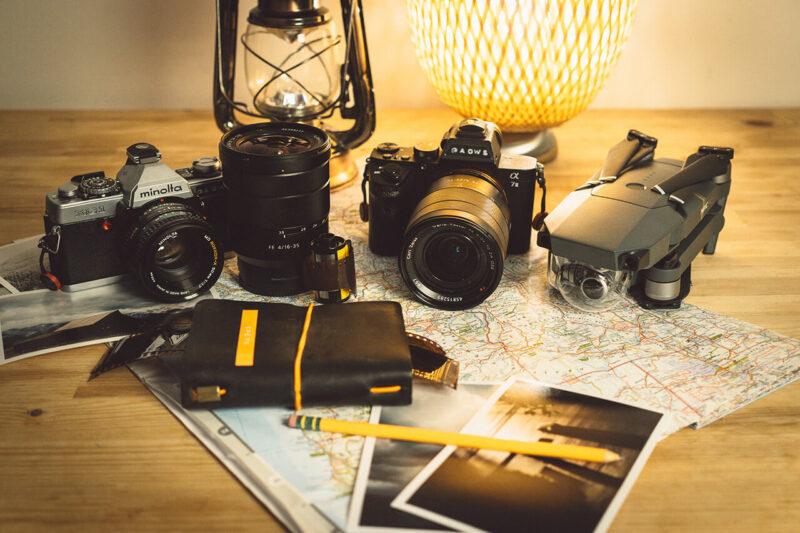 年末年始に巣ごもりで楽しむおうち時間におすすめの写真整理をおこない、フォトプリントとフォトアルバムを注文