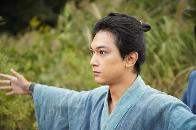 NHK大河ドラマ『青天を衝け』第1話 主人公・渋沢栄一を演じる吉沢亮
