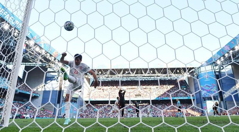 ユーロ2020|決勝トーナメント / ラウンド16 2021年6月28日(月)/日本時間同29日(火)クロアチアVSスペイン戦(試合開催地:パルケン・スタディオン|デンマーク / コペンハーゲン)
