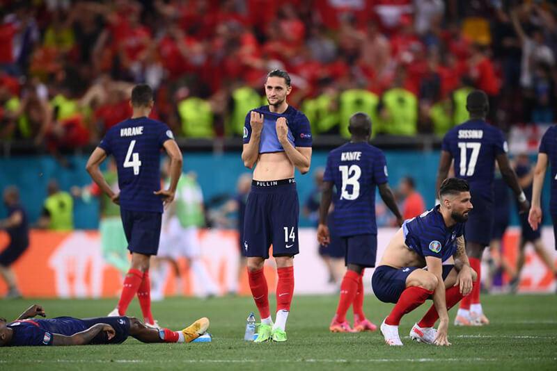 ユーロ2020|決勝トーナメント / ラウンド16 2021年6月28日(月)/日本時間同29日(火)フランスVSスイス戦(試合開催地:アレーナ・ナツィオナラ|ルーマニア / ブカレスト)