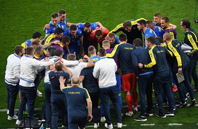ユーロ2020 決勝トーナメント / ラウンド16 2021年6月29日(火)/日本時間同30日(水)スウェーデンVSウクライナ戦(試合開催地:ハムデン・パーク スコットランド / グラスゴー)